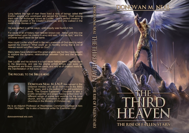 THE THIRD HEAVEN BOOK COVER